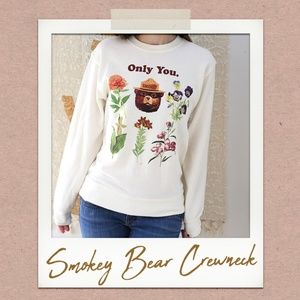 "Smokey Bear ""Only You."" Sweatshirt"